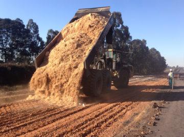 Glenco-Coal-Mine-Rehabilitation-of-Access-Road-Witbank6