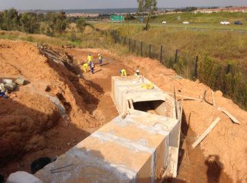 Lenmo Construction Stormwater Drainage