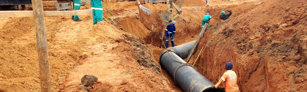 Klipfontein Bulk Raw Water Pipeline Vryheid